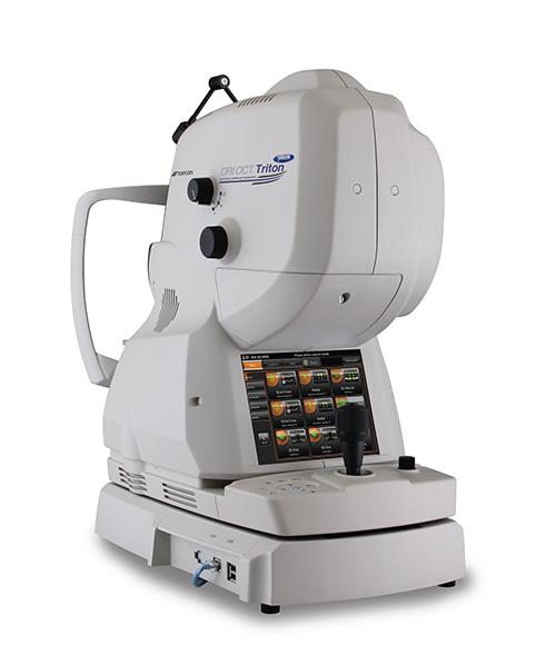 3次元眼底画像解析装置(カラー+FA型)